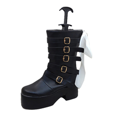 RWBY Yang Xiao Long Boots Cosplay Womens shoes Custom Made Halloween High Quality 6579