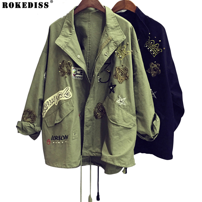 Army Green Jacket Women S