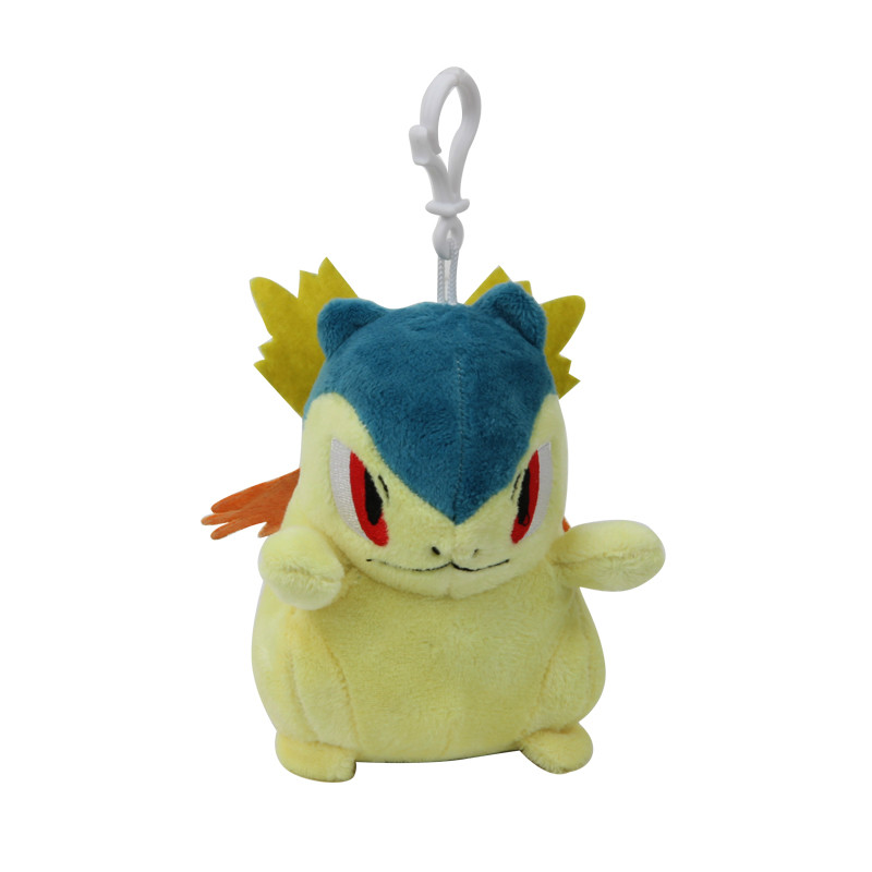 12-15CM-Kawaii-pokemones-lot-pikachu-Mew-Vulpix-Magikarp-Stuffed-Mini-Plush-toy-Anime-dolls-key-chain-Gift-for-Children-girls-5