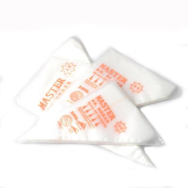 100 pcs Usa E Getta Sacchetti della Pasticceria S/M Taglia Piping Bag Pasticceri