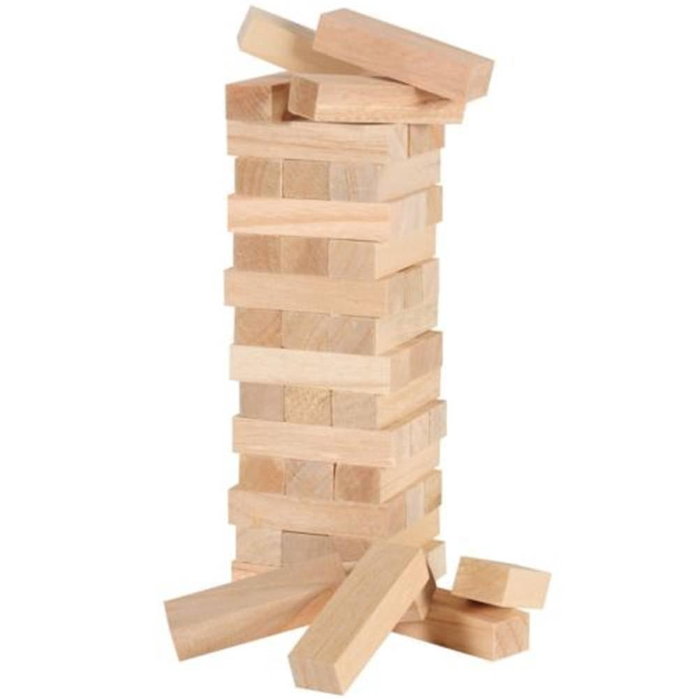 48 Knots Stacking Blocks Children's Early Education Toys Wooden Toys Exercise Kids Brain