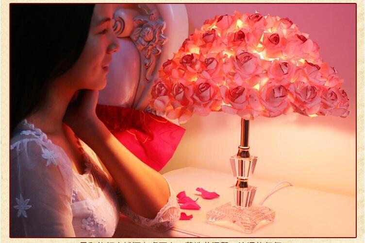 Rosas de Tecido de Moda romântico Criativo