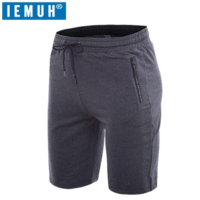 IEMUH Brand Sport Men Shorts Quick Dry Summer Mens Beach Board Shorts Men's Swimwear Surfing Swim Shorts Beach Wear Briefs