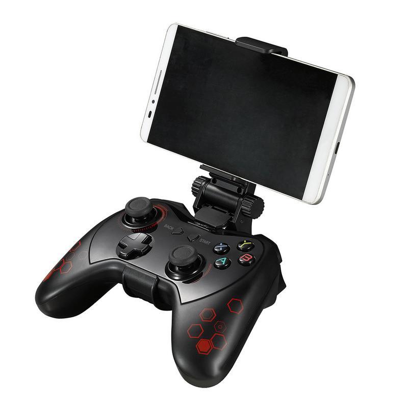 PXN-9606 sans fil Bluetooth Android manette tablette qui prend en charge Android Bluetooth fonction téléphone TV décodeur - 5