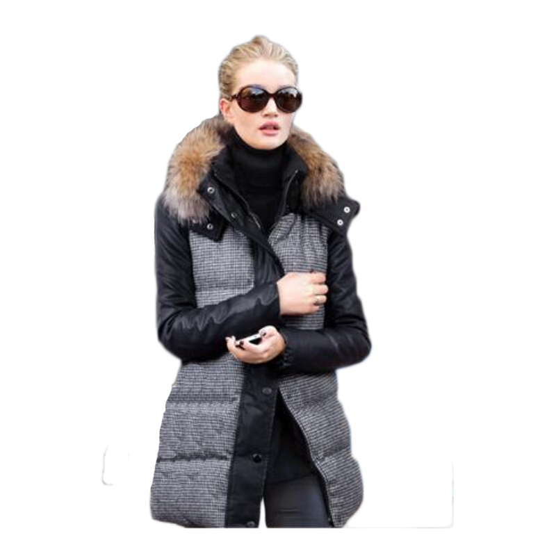Online Get Cheap Houndstooth Winter Coat -Aliexpress.com | Alibaba ...