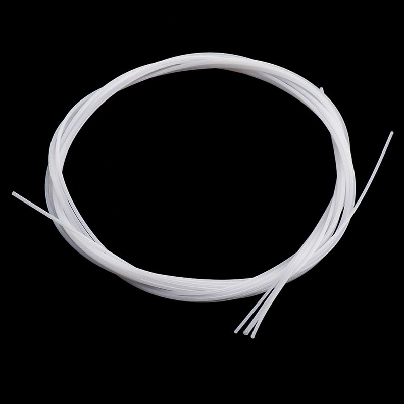 4pcs/set White Durable Nylon Ukulele Strings Replacement Part For 21 Inch 23 Inch 26 Inch Stringed Instrument