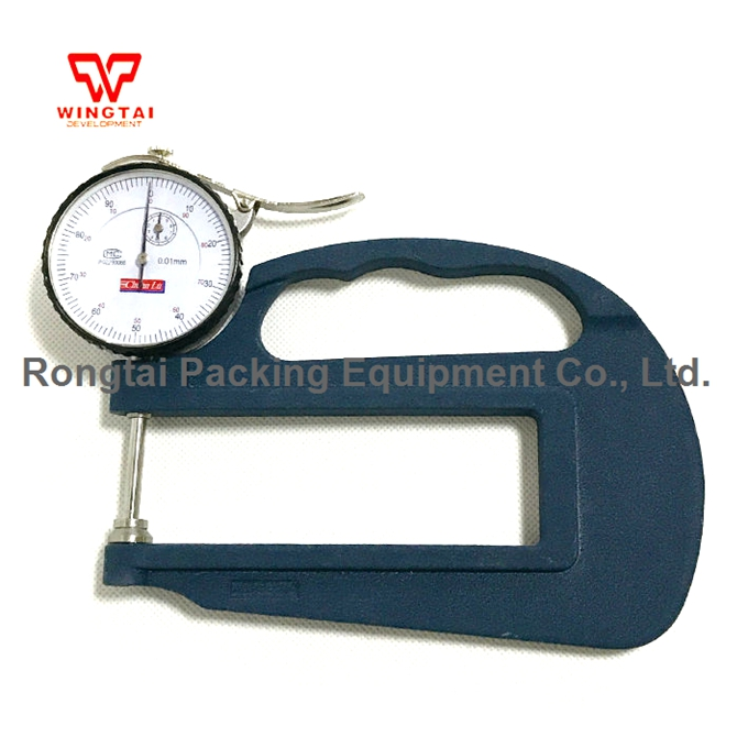 0~10 mm 120mm BC06 Thickness Gauge Measuring Instrument Thickness Tester Dial For Rubber, Paper thickness gauge deep throat measuring caliper 0 10 120mm depth