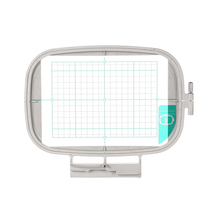 Sew Tech Embroidery Hoop for Brother Embroidery Machine Frame for ULT-2001 2002D 2003D SA429 (EF69) Embroidery Frame sew tech embroidery hoop brother embroidery machine for prs 100 brother vr embroidery frame prs130