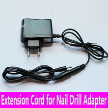 Extension Cord Nail Power Drill Adapter Extension Line DC Cable Electric Drill Machine Length 2.5 Earphone Headset Jack and Plug(China)