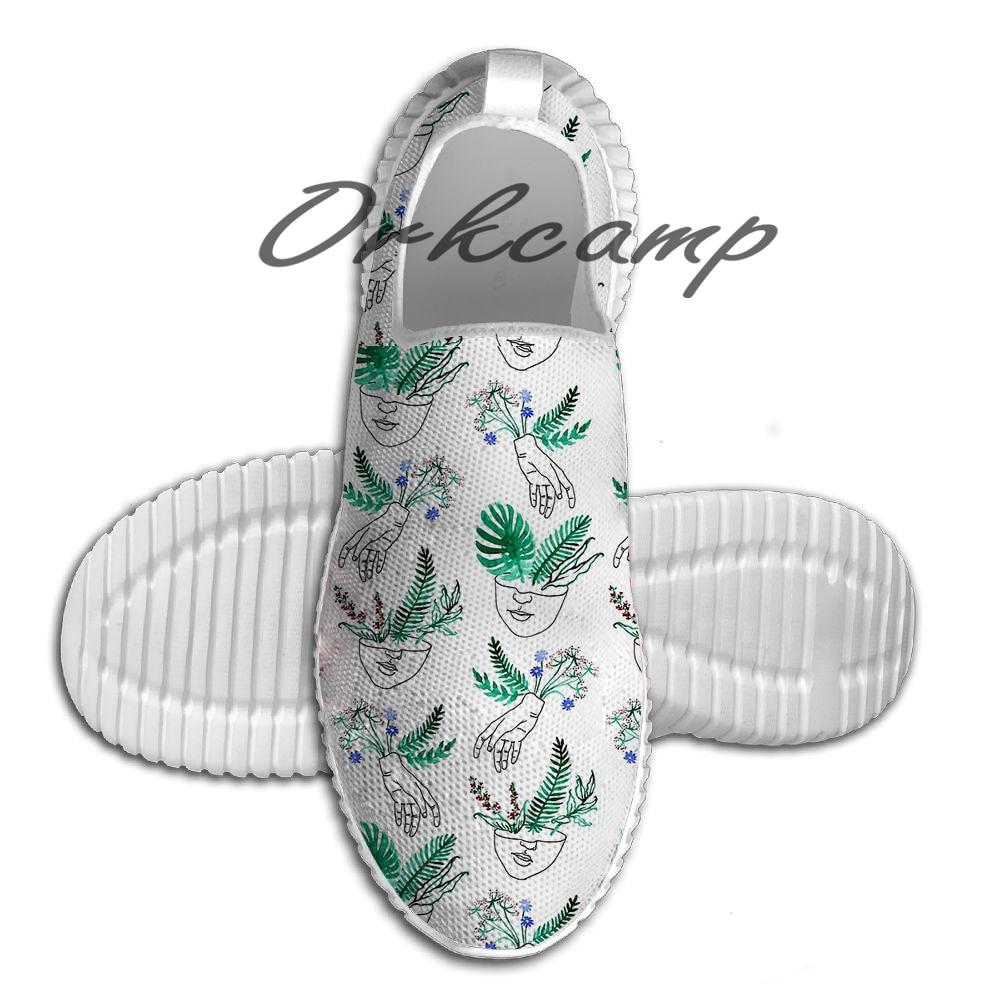Flora y fauna Light Weight fashion Sports Running Shoes Walking Shoes Summer Comfortable Yuga shoes