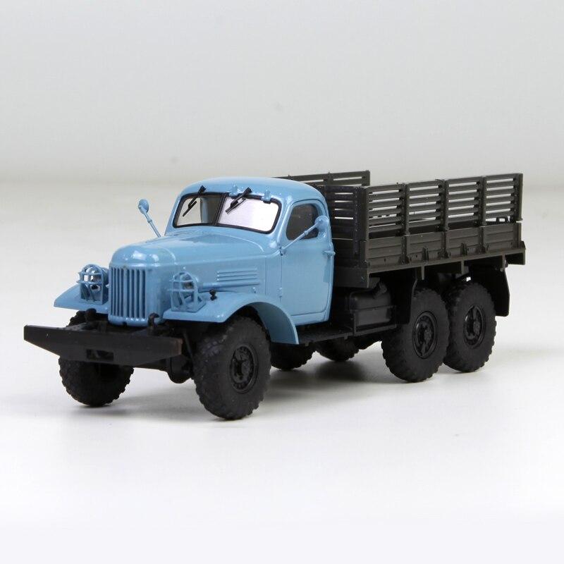 Sm 1:43 -157K blue van Russian Soviet truck simulation alloy model  Collection models 1/43 scale trucksSm 1:43 -157K blue van Russian Soviet truck simulation alloy model  Collection models 1/43 scale trucks