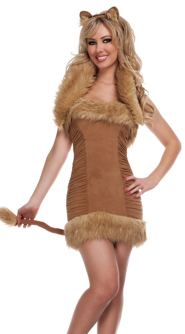 UTMEON Brown <font><b>Sexy</b></font> Girls <font><b>Costume</b></font> Sweatshirt <font><b>Anime</b></font> Donkey Cosplay Adult Fantasias <font><b>Halloween</b></font> <font><b>Costumes</b></font> For Women image