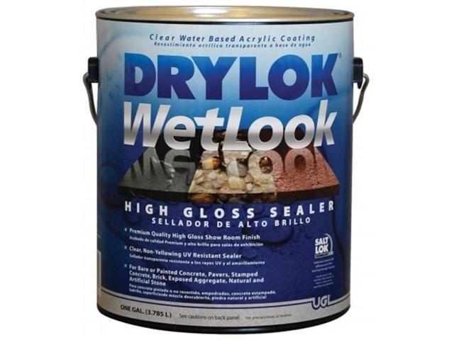 United Gilsonite 1 Gallon Drylok Wet Look High Gloss Sealer 28913 - Pack of 2 botanicare sweet berry mineral supplement 2 5 gallon 2 pack