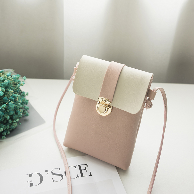 New Special Price Lady Mobile Bag Mini Shoulder Messenger Crossbody Bags Girl Coin Purse Pack Candy Color Satchel Women Handbags