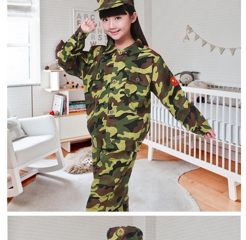 Детская военная форма Amy, детская камуфляжная форма для мальчиков, военная спортивная одежда, спортивный костюм для солдат, полицейский костюм