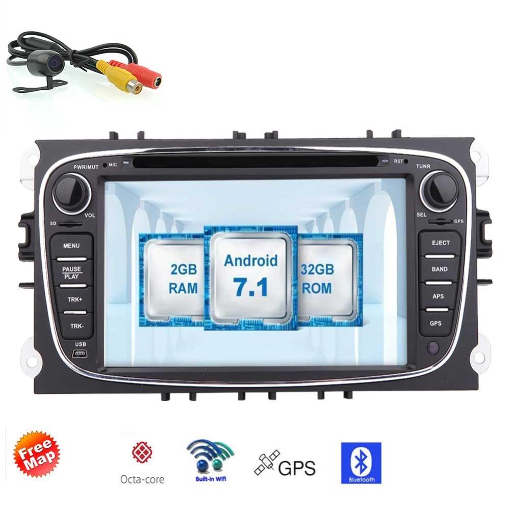 Eincar Backup Camerawifi 7'' Android 71 Car Dvd Navigation Gps Rhaliexpress: F250 Aftermarket Radio With Backup Camera At Gmaili.net