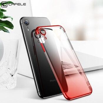 Transparent iPhone Xr Case 2