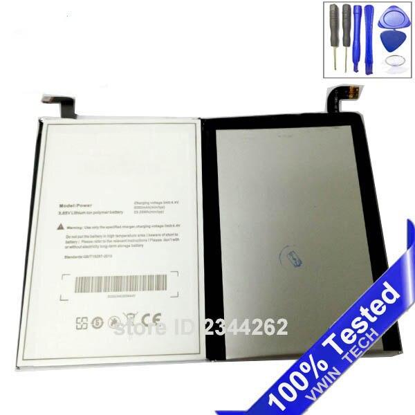 imágenes para Mejor Nuevo Para UleFone Batería 6050 mAh de Energía de Respaldo de Energía para UleFone Teléfono Móvil Inteligente + Envío + Número de Seguimiento número