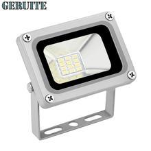 10W LED Floodlights Spotlight 12V 1000LM Led Search Light Outdoor Lamp Coldwhite Floodlight for Garden Street Square