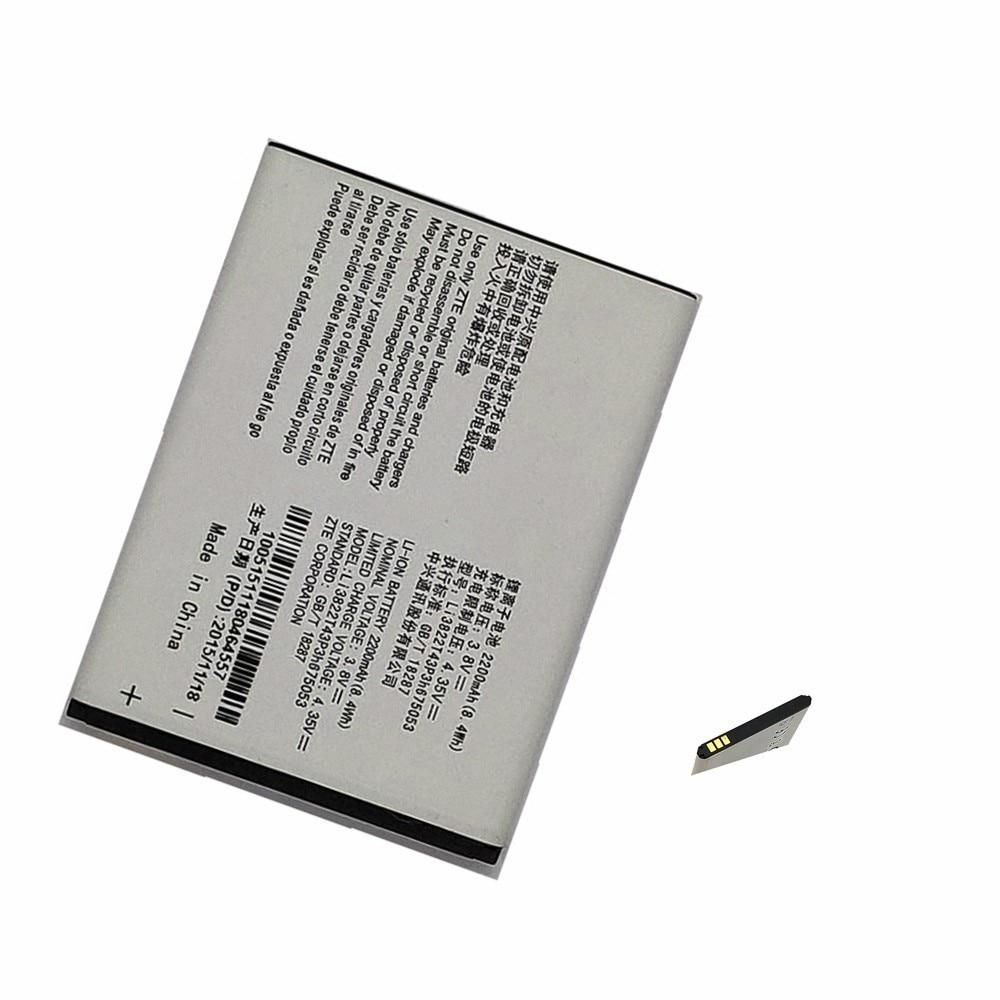 Suqy li3822t43p3h675053 Battery For ZTE Blade QLux Q Lux A430 3g 4g Beeline Pro Mobile Phone Rechargeable Batteries Accumulator