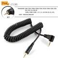 Pixel cl-l1 cable de control remoto inalámbrico disparador para panasonic dmc-fz50 dmc-fz50k rc-201 tw-282 tc-252 rw-221 ir-231
