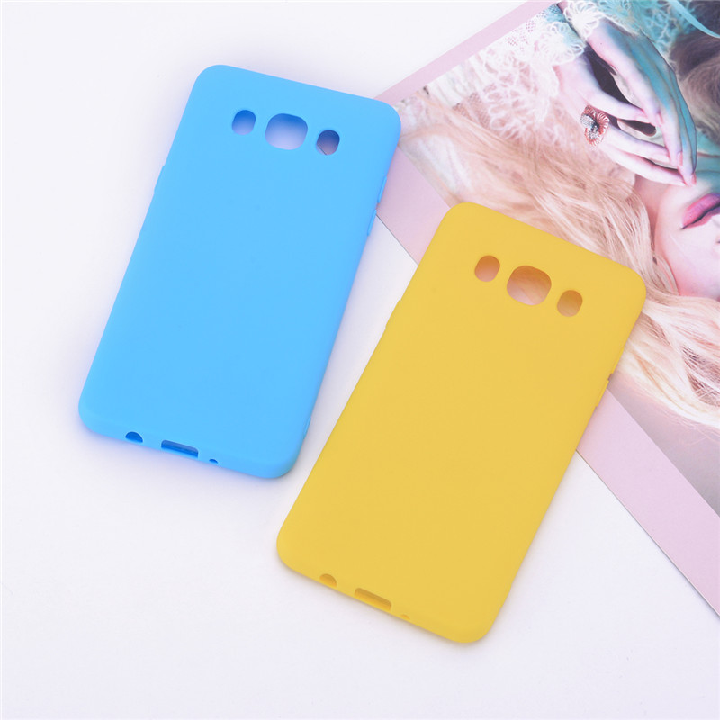For Phone Case Samsung Galaxy J5 2016 Cover J510 SM-J510F J510FN Soft TPU Silicone Case For Funda Samsung J5 2016 Phone Case