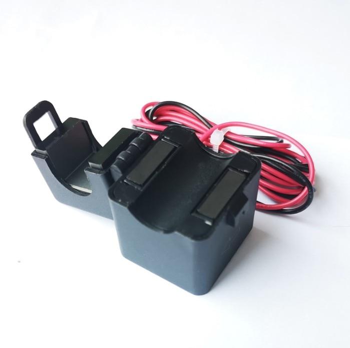 OPCT10AL Miniature Openclose.Mutual Inductor 5A/5mA 10A/10mA 20A 60A 10A/5mA 20A/10mA ...80A  50Hz~200KHz Current Transformer