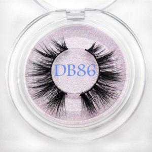 Image 5 - Hot selling Wholesale 30 pairs Eyelashes 3D Mink Lashes Handmade Dramatic Lashes cruelty free custom logo lashes