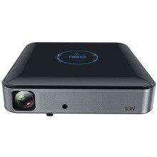 Coolux проектор S3 androidos 3D LED 4 К WiFi Smart Проектор для домашнего кинотеатра 1000 люмен проектор с USB HDMI Full HD видео