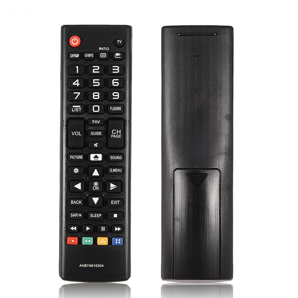for lg tv remote control replacement for lg akb74915304 tv. Black Bedroom Furniture Sets. Home Design Ideas