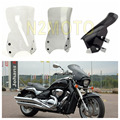 Free Shipping Motorcycle Windshield for Suzuki Boulevard M109R M50 M90 2006-2016 Polycarbonate Clear/Smoke/Black Windscreen