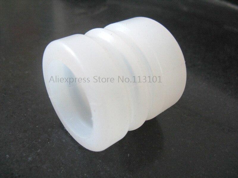 Bague blanche de tuyau de joint de Silicone de longueur 38mm des garnitures molles de machine de crème glacée des machines de crème glacée