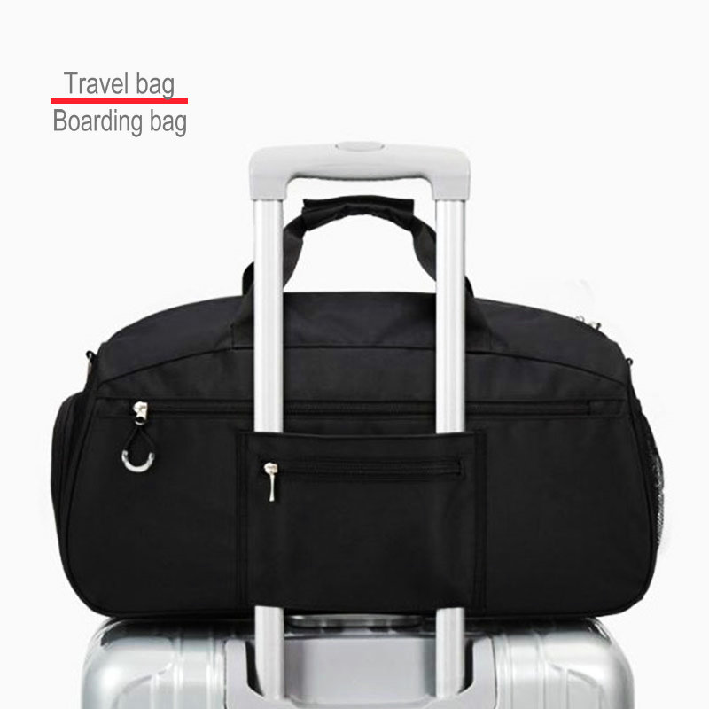 Image 3 - Swimming Pool Bag For Men Sports Gym Bags With Wet Pocket And 