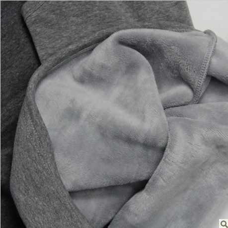 Fcare мужской теплый толстый бархатный жилет мужское термобелье для мужчин с круглым вырезом Футболка теплое пальто грунтовка