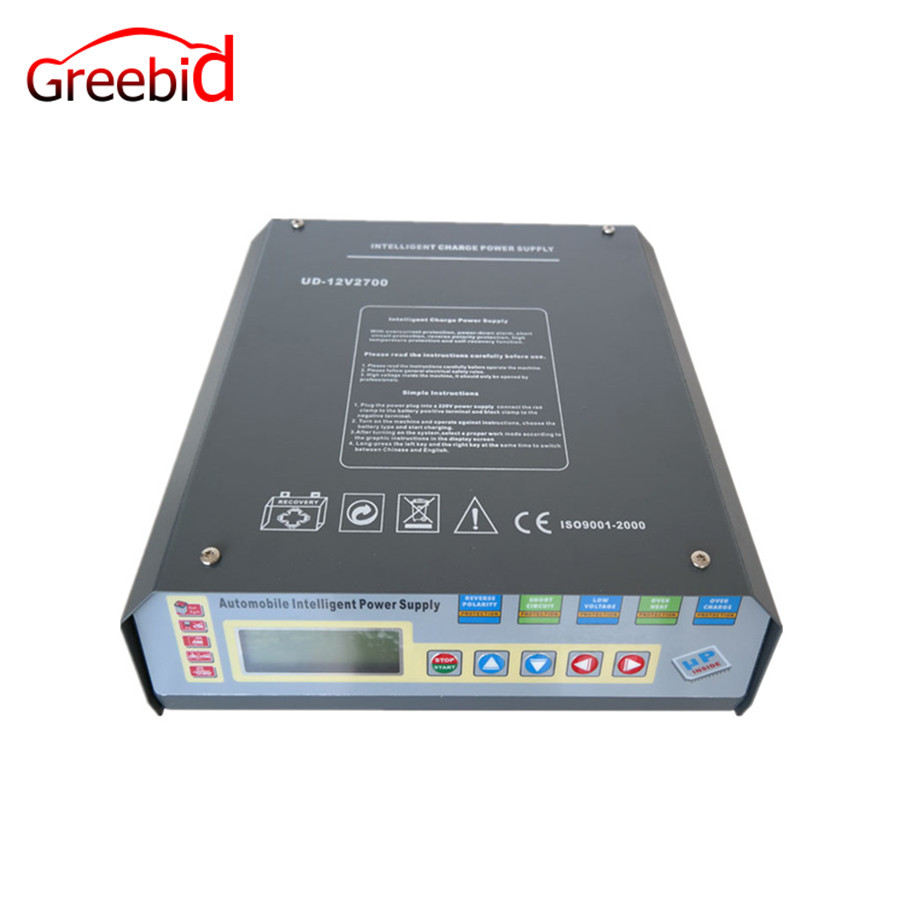 Fonte de Alimentação inteligente UD-12V2700 Automotivo Programação Programação Inteligente de Energia Dedicada fonte de Alimentação de Carga UD-12V270