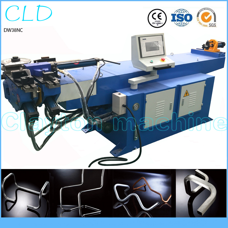 China 2.5 inch hydraulic pipe bender for sale can bend OD63mm thickness 4mm