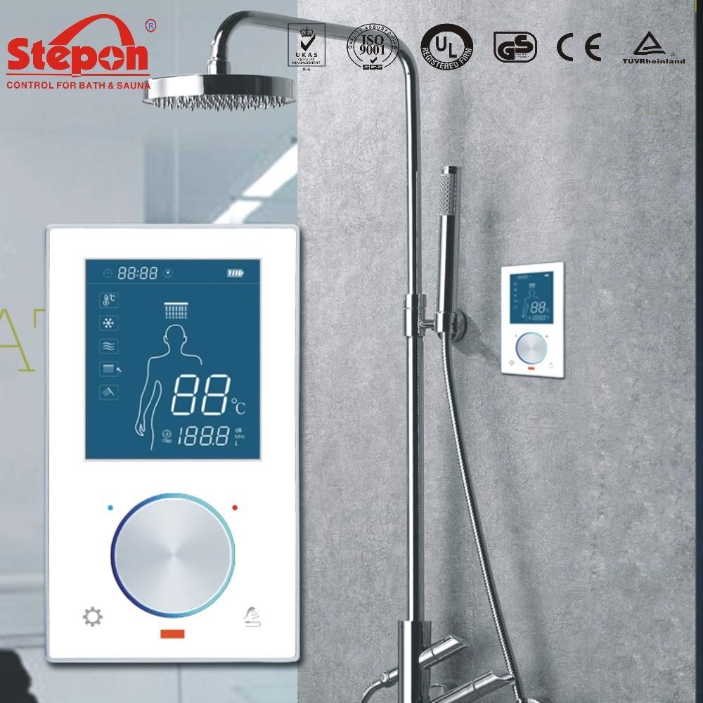 Digital shower temperature control - Aliexpress Electric Shower Control System Digital