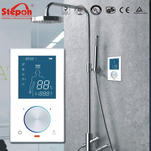 Delicieux Electric Shower Control System, Digital Thermostatic Shower Controller