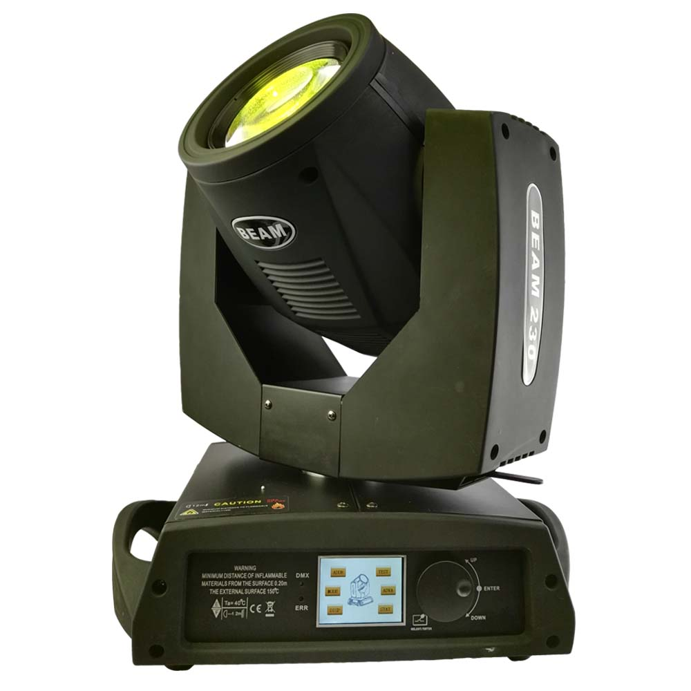 High Quality Sharpy Beam 230W 7R 8 Facet Prism Moving Head Light With Touch Screen Professional Stage Theater Disco Dj Lighting oct high with 230w beam moving head light large stage lights wedding 230 watt lamp bar