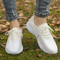 Plus Size 35 43 Sneakers Women Casual Shoes Comfortable Breathable Ladies Female Footwear Fashion Women Vulcanize Shoes CDG55