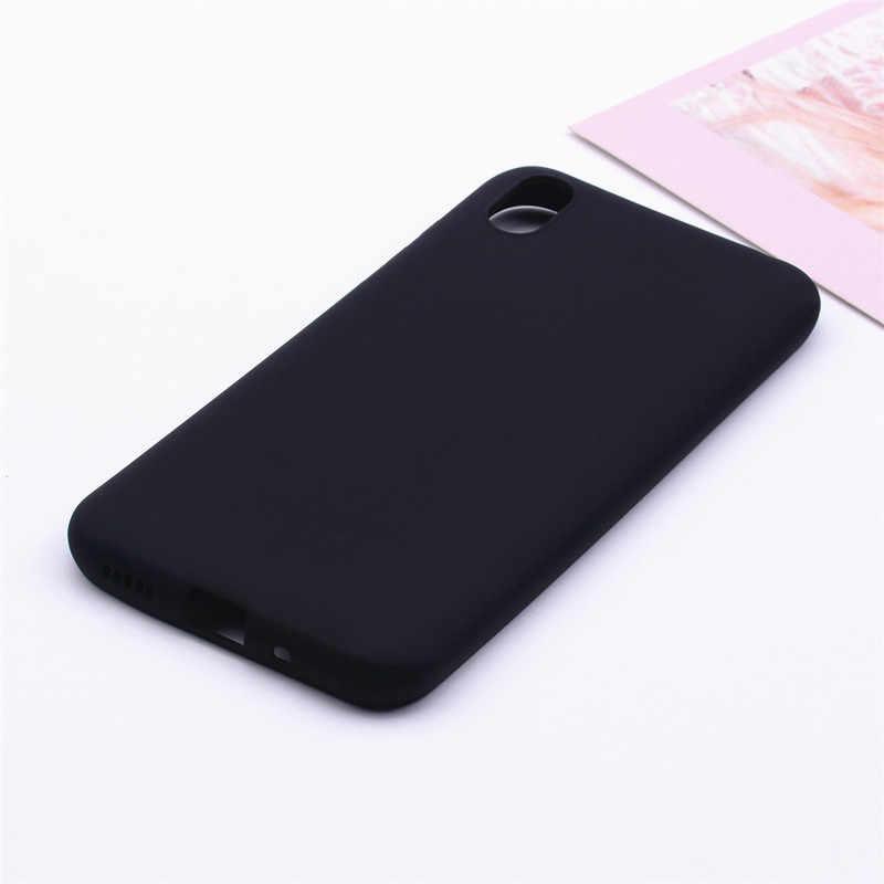 Huawei Honor 8 S Мягкий силиконовый чехол для телефона из ТПУ для huawei Honor 8 S 8 S KSE-LX9 KSE LX9 Honor8S защитный ковер бампер