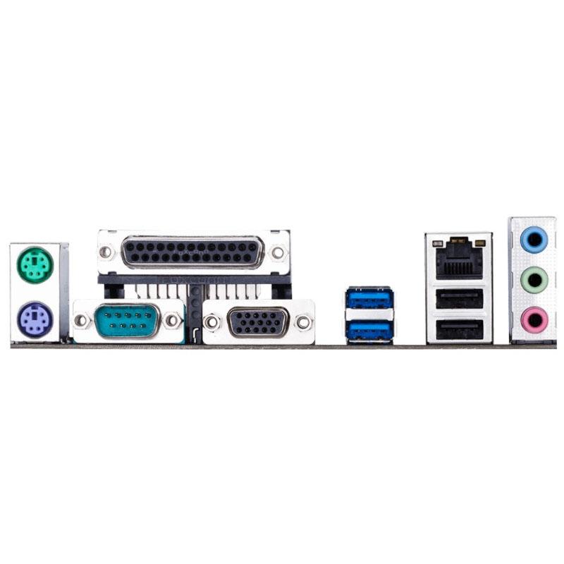 For Gigabyte GA-H110-D3A 6GPU 6PICE BTC PRO original Used Desktop motherboard  H110-D3A H110 LGA 1151 support 2*DDR4 1*M.2 ATX-2