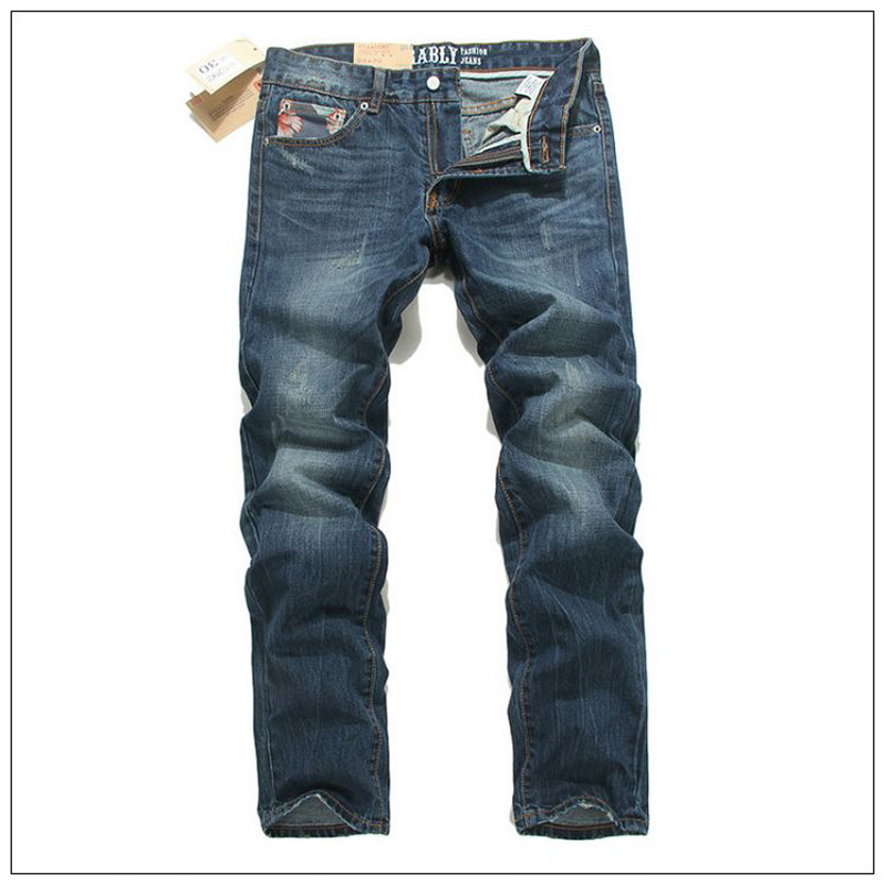 2017 fashion mens Jeans straight denim biker jeans men trousers new famous brand superably jeans skull ripped Pants U292 2017 fashion patch jeans men slim straight denim jeans ripped trousers new famous brand biker jeans logo mens zipper jeans 604