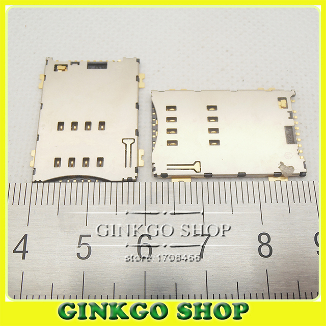 5pcslot Sim Card Holder Tray Connector For Huawei S7 931 S7 933u S7