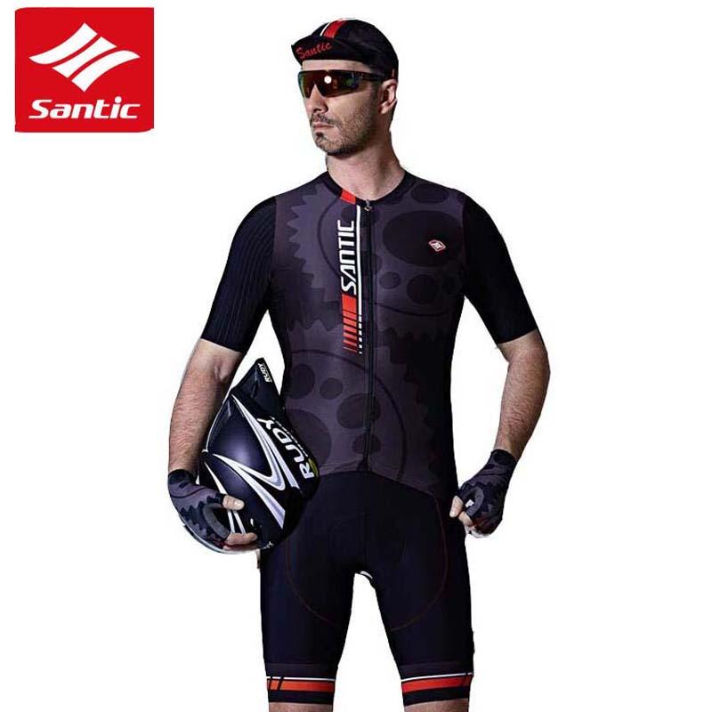 Santic 2019 Чоловічі велосипедні набори - Велоспорт