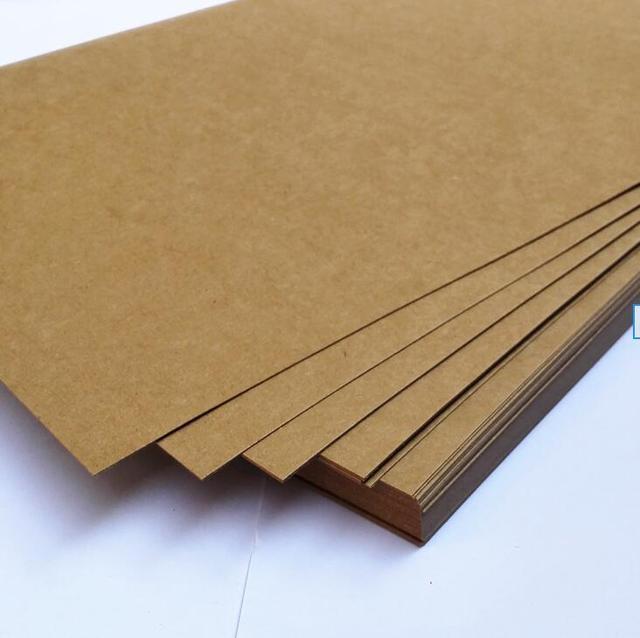 blank kraft a3 paper 300gsm 250gsm 150gsm diy a3 paperboard