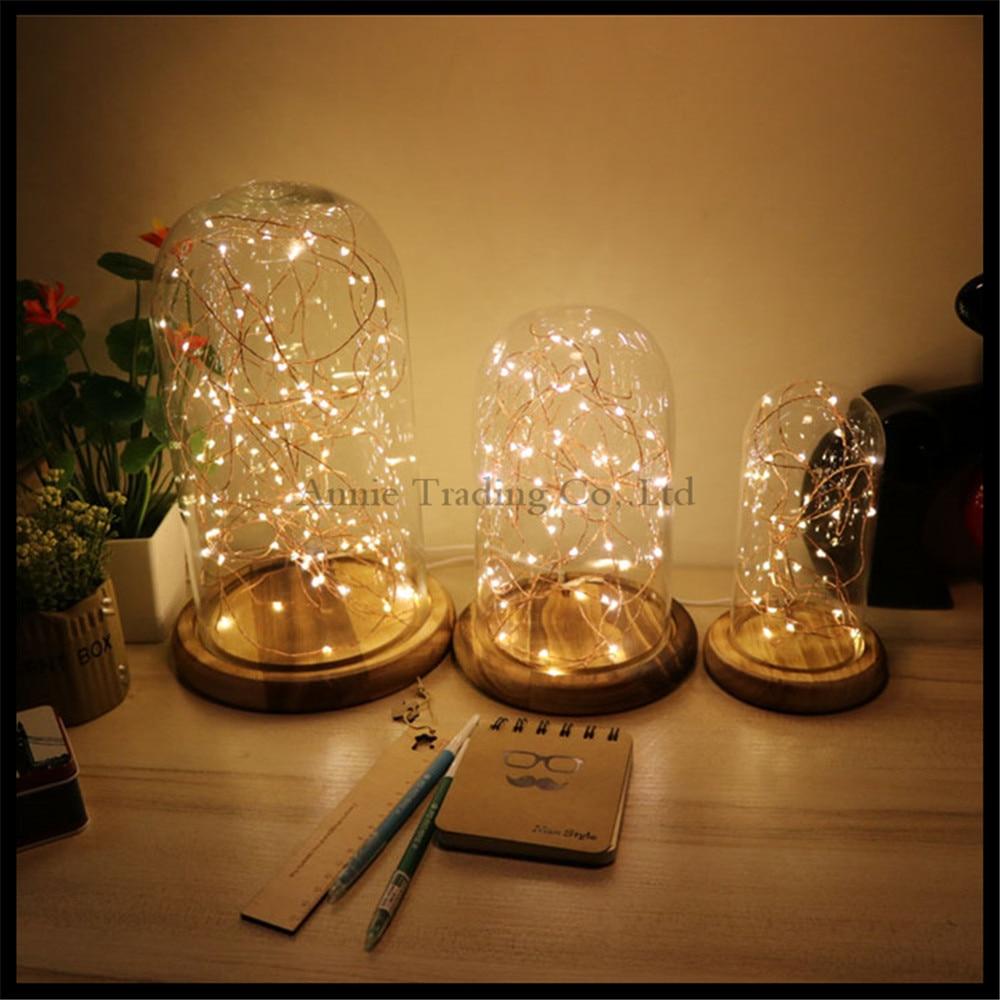 Lamp Desg Fodern 6V USB LED Light LED 220V adapter dan arweiniad - Goleuadau dan do