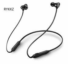 S6 Новый Беспроводной спортивные Bluetooth наушники висит наушники с завязками на шее для выпуклыми ушками
