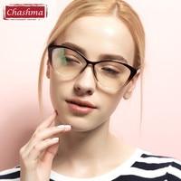 TR 90 Eyeglasses Cat Eyes Stylish Optical Glasses Frame For Women
