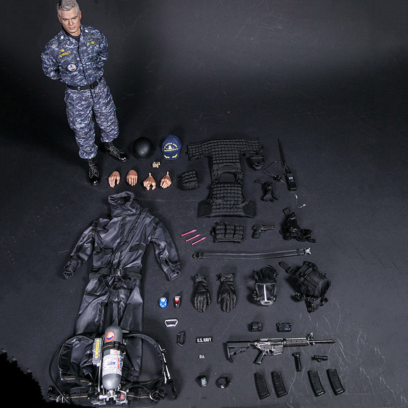Radio for Dam 78050 Navy Commanding Officer 1//6 Scale Action Figure 12/'/'